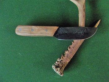 couteau brut de forge deuxieme stage