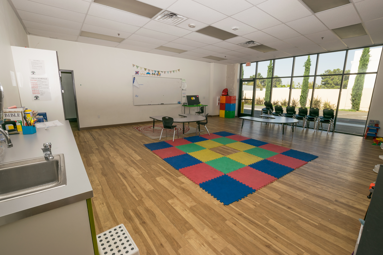 Classroom: Pre-K