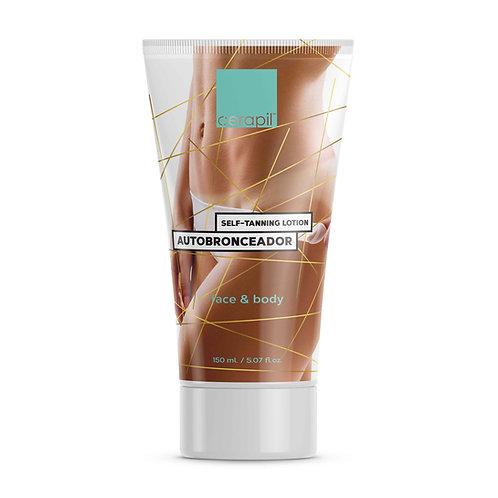 Autobronceador 1 pieza (self-tanning lotion 1 piece)