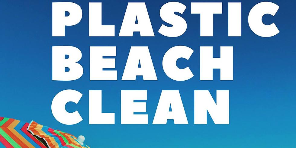 Plastic Beach Clean - Formby Beach
