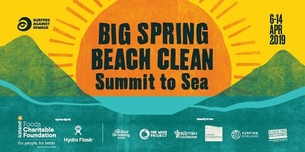 Big Spring Beach Clean - Crosby Beach