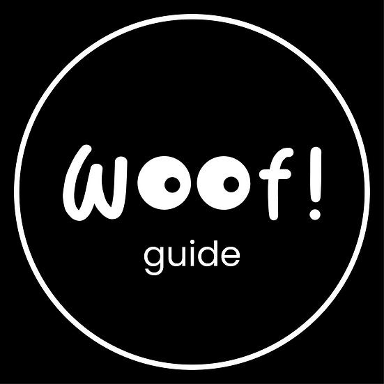 Woof Guide Membership Card