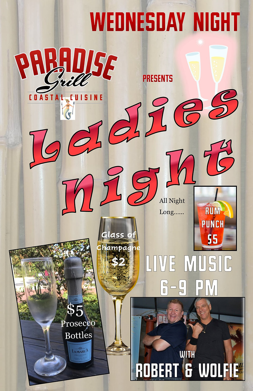 Ladies Night Wed Robert Wolfie.jpg