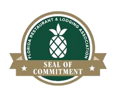 Awarded 2020 FRLA Seal of Commitment for Safety