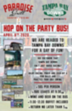 Poster 11 x 17 Tampa Bay Downs Bus.jpg