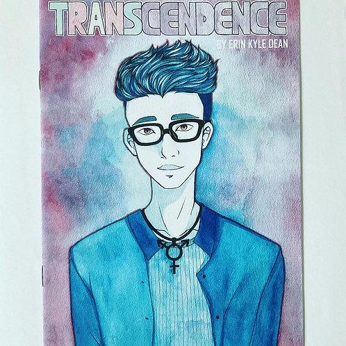 Transcendence Comic #1