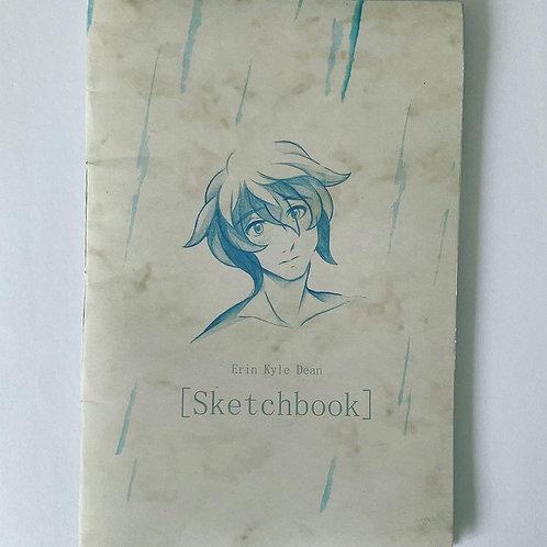 Discontinued Sketchbook (Only 1 Copy Left)