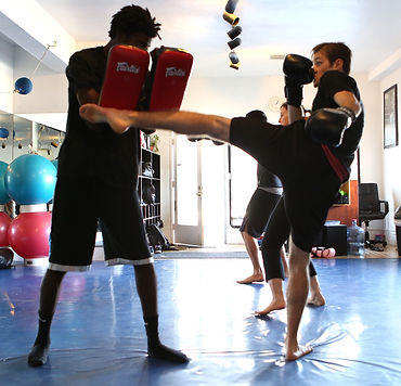 Kickboxng Class @JFM