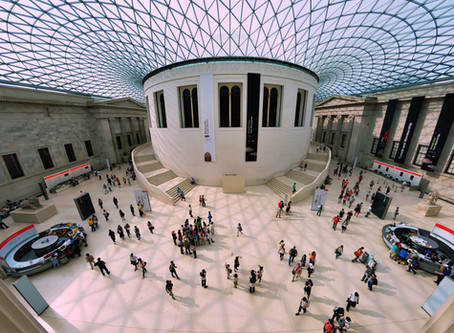 Top 10 Tips for Visiting the British Museum!