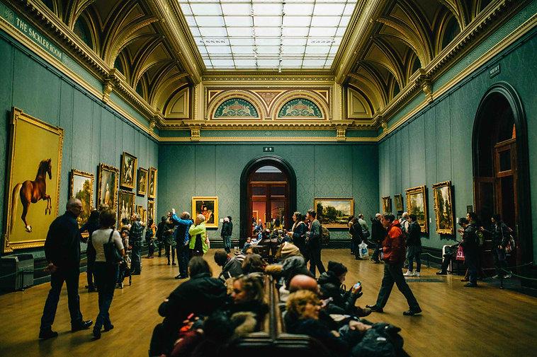 national gallery london-British gallery-