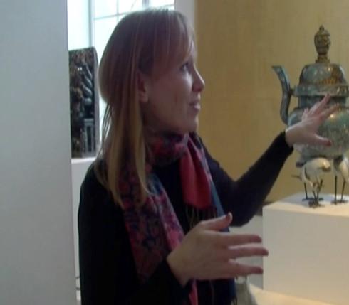 China gallery at British Museum