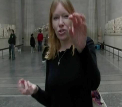 British Museum Parthenon marbles