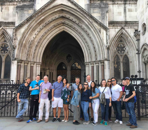 Guests on pub tour of City of London.jpg
