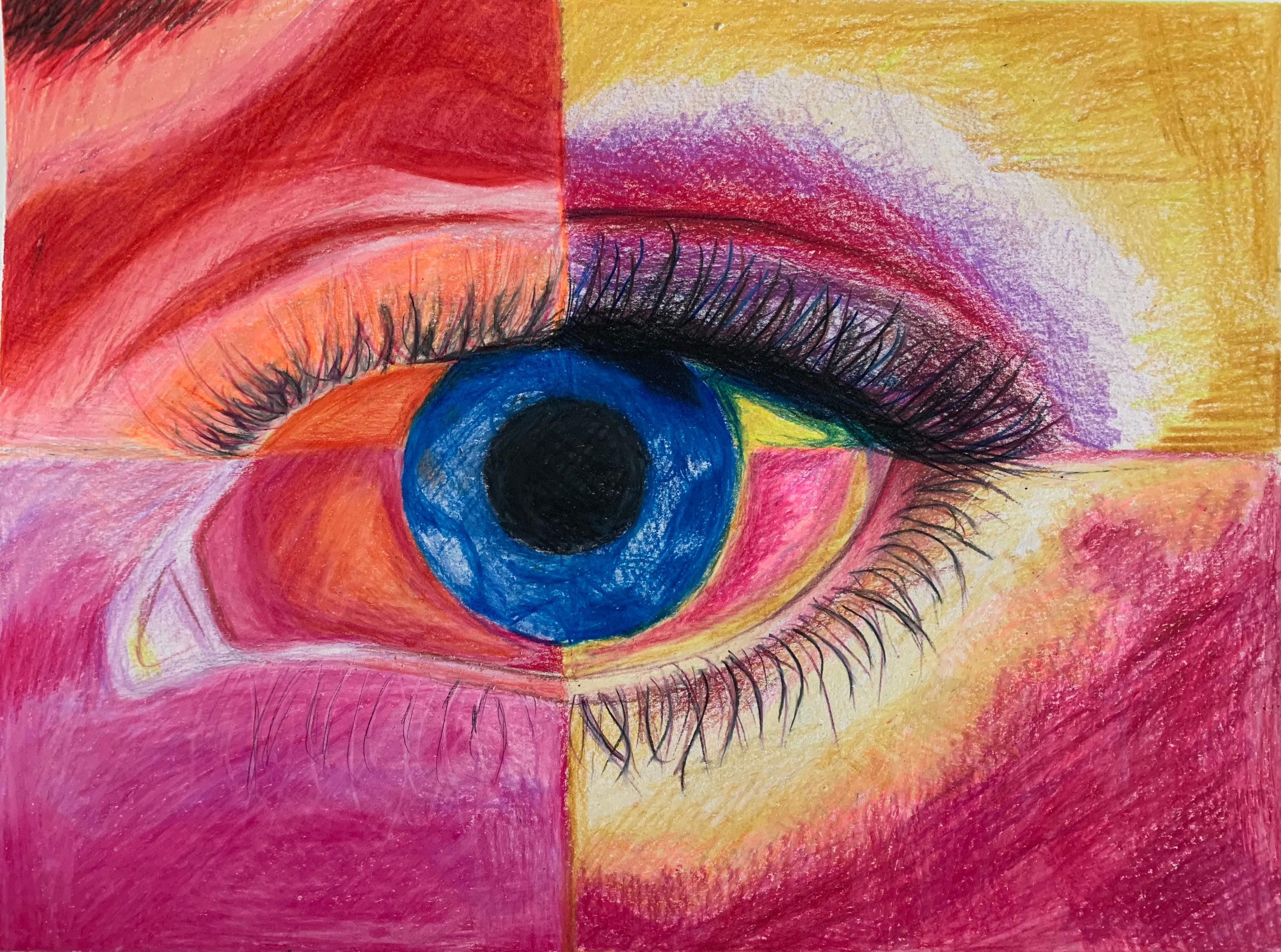 Friday 3pm - 5pm, 2D Media Art Class