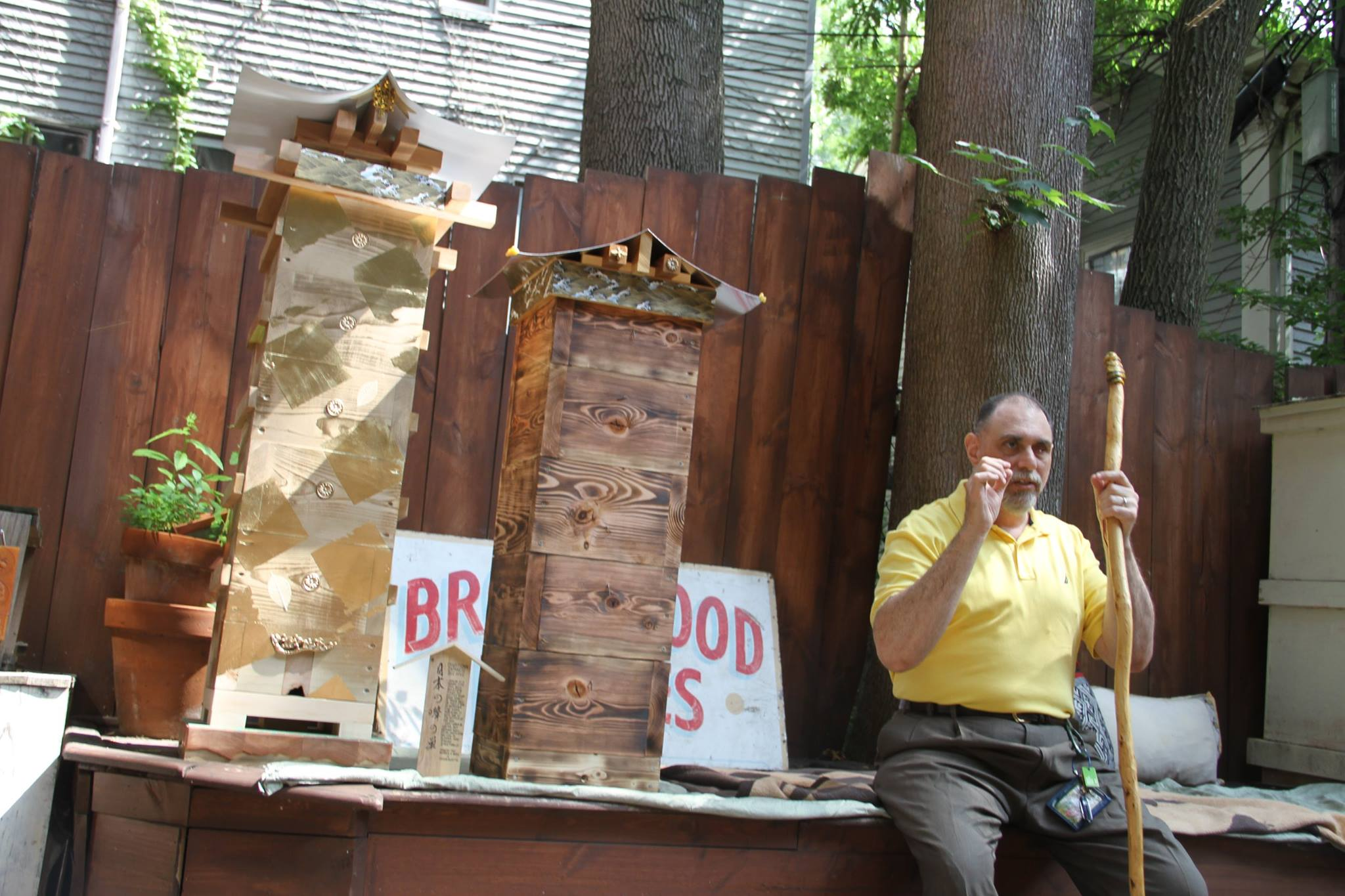 The Buddhas Bees