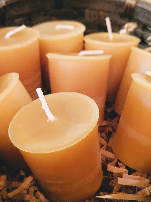 Sunbeam Votive Candle
