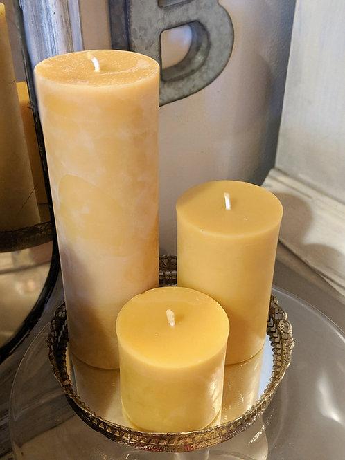 Tomten Pillar Candles