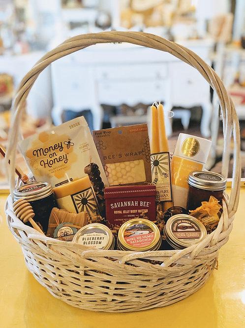 VIBee Lux Gift Basket