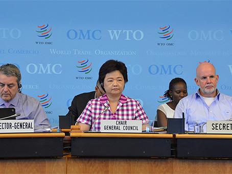 การประชุมคณะมนตรีใหญ่ของ WTO