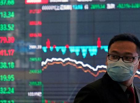 โควิดพ่นพิษ เศรษฐกิจโลกถดถอย