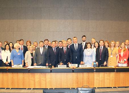เบลารุสเตรียมเข้าเป็นสมาชิก WTO ภายใน MC12