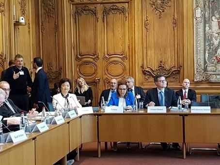 รัฐมนตรี WTO สั่งเร่งเจรจาอุดหนุนประมงและปฏิรูป WTO