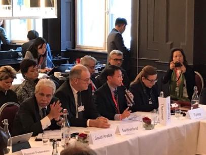 รัฐมนตรีการค้า WTO เห็นพ้องเร่งเดินหน้าเจรจา E-commerce ให้สรุปผลได้โดยเร็ว