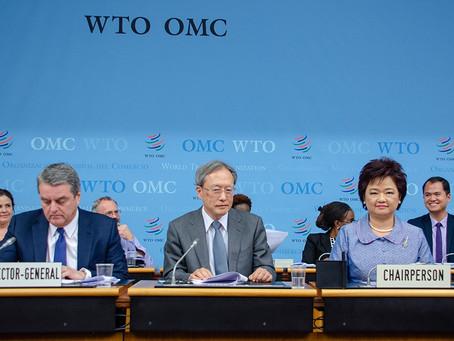 ทูตไทยขึ้นรับตำแหน่งประธานคณะมนตรีใหญ่ WTO ปี 2562