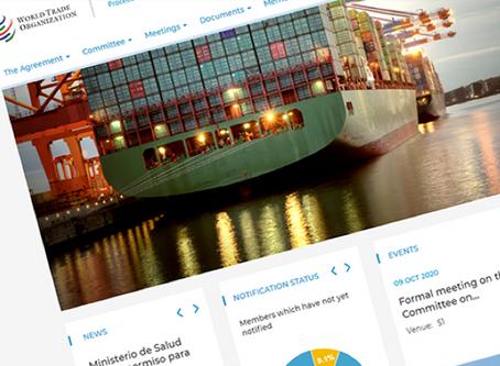 WTO เปิดตัวเว็บไซต์มาตรการใบอนุญาตนำเข้า เพื่อประโยชน์แก่สมาชิกและภาคเอกชน