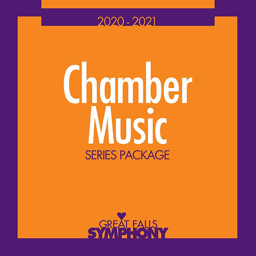 Chamber Music Series 7-Concert Pass (Adult)