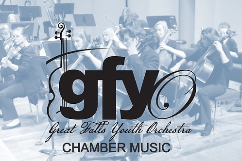 Youth Chamber Music Program Tuition -(semester)