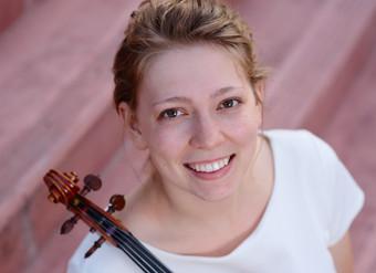 Great Falls Symphony Association Introduces New Principal Violist, Alyssa Roggow