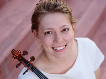 Great Falls Symphony Association Introduces New Principal Violist, Alyssa Roggow