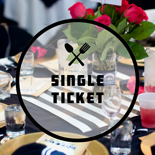 Black Tie & Blue Jeans: Single Ticket