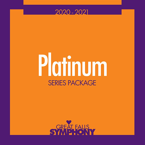 Platinum Series: Reserved Seating Level 1