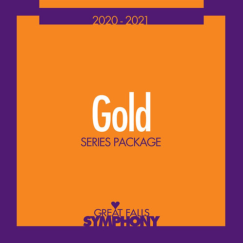 Gold Series STUDENT: All Seating