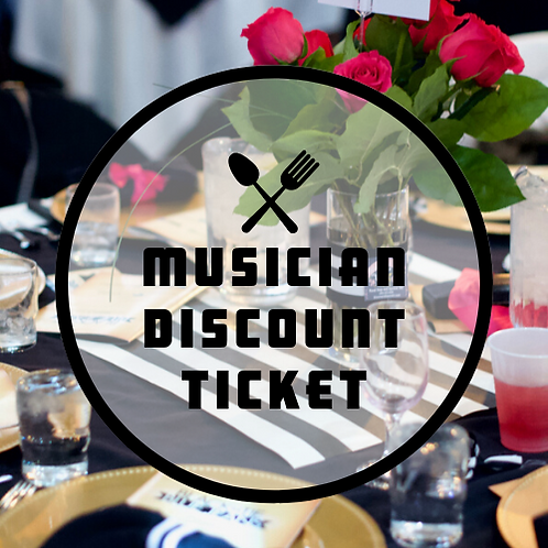 Black Tie & Blue Jeans: Musician Discount Ticket
