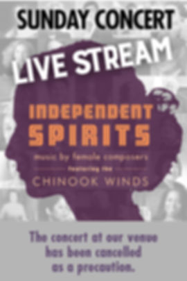 Independent Spirits LIVE STREAM 600 x 90