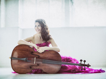 Cellist Inbal Segev Joins the Great Falls Symphony February 8