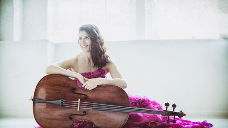 Cellist Inbal Segev Joins the Great Falls Symphony February 8