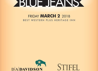 Friday Fun at Black Tie & Blue Jeans