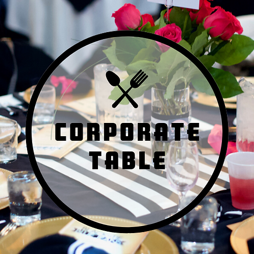Black Tie & Blue Jeans: Corporate Table