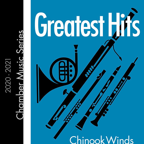 Greatest Hits (student)—Chinook Winds
