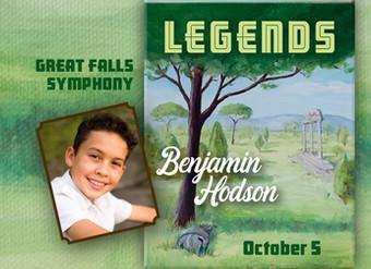 The Great Falls Symphony Presents Legends