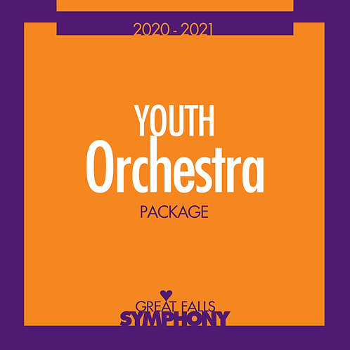 Youth Orchestra Package (General Admission)
