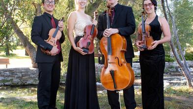 Cascade Quartet Virtual Concert on YouTube