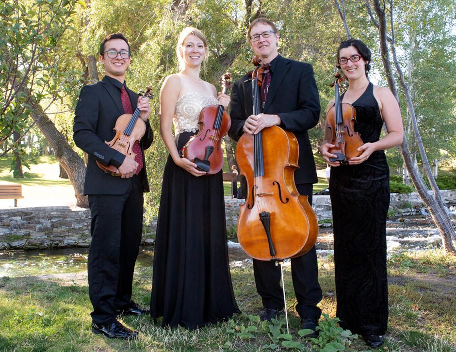 Cascade Quartet