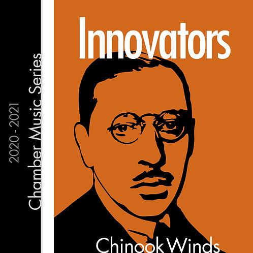 Innovators—Chinook Winds