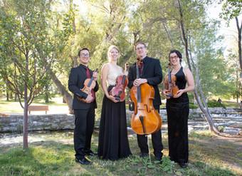 Cascade Quartet Continues Season with Cozy Classics
