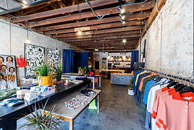 Griff Goods curates sustainable clothing for men. They have a storefront in Opelika as well as an online store.